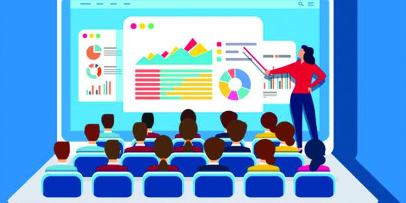 اسکول کے بچوں کے لیے آن لائن سیکھنے کے وسائل مفت فراہم کرنے کا اعلان