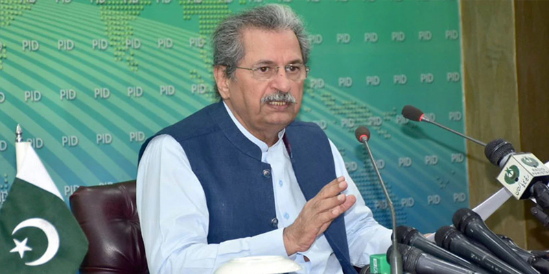 No injustice to anyone, Shafqat promises parents lamenting over full fees