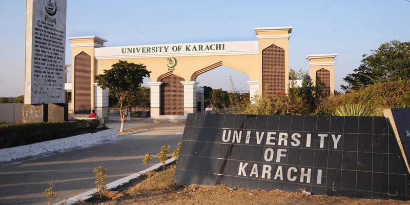 کورونا کے بڑھتے ہوئے کیسز کے باعث کراچی یونیورسٹی میں بی کام کے امتحانات ملتوی