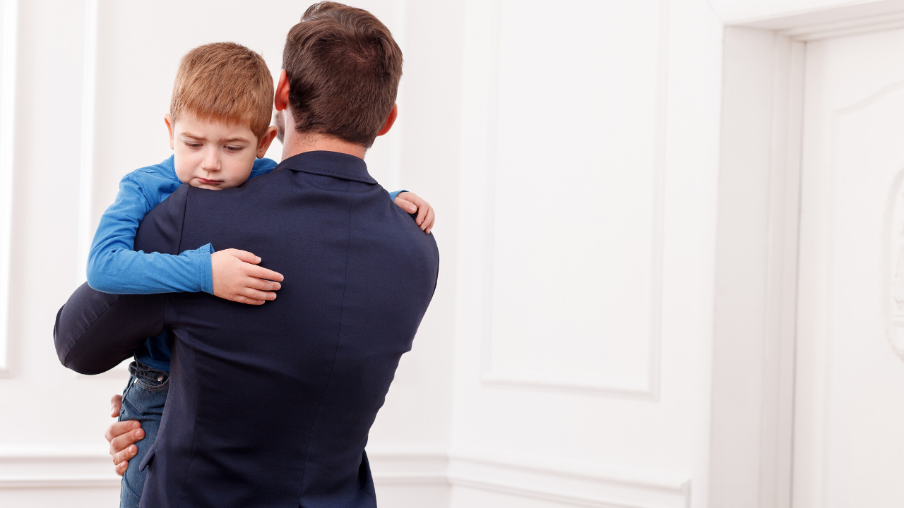 Four ways to help your child with back-to-school anxiety