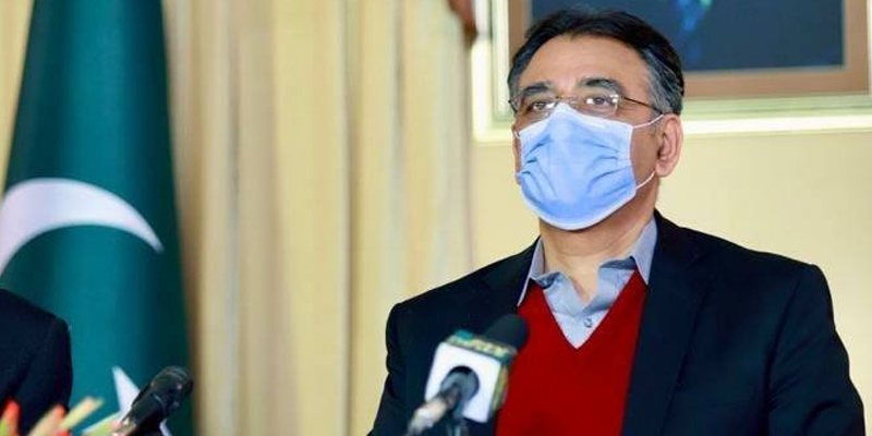 Reopening of schools on Jan 11 would depend on COVID-19 situation in the country, Asad Umar