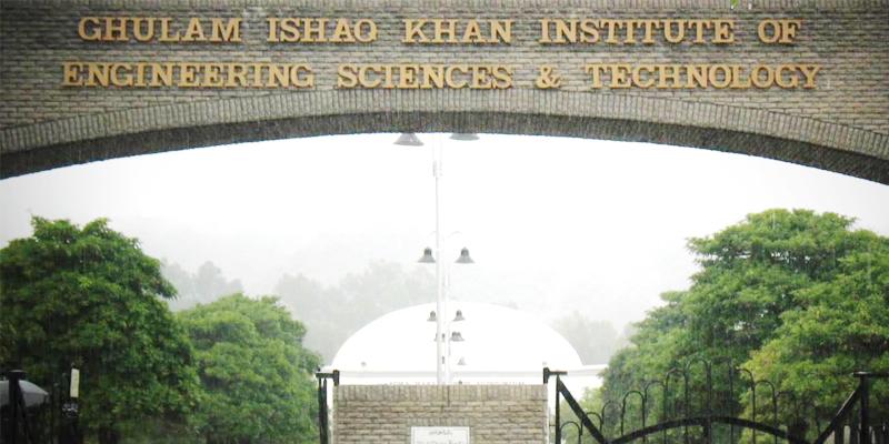 GIK ranks top university in Pakistan