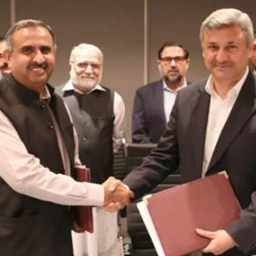 Punjab Irrigation Department and PITB sign agreements to implement an e-Library and e-Procurement System