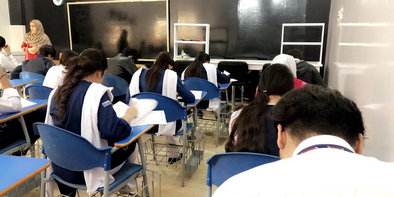 Sindh announces exams pattern, dates for 10, 12 grades