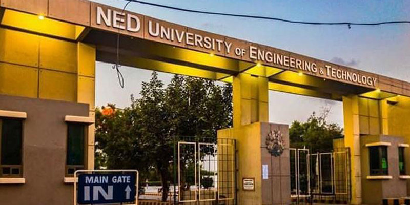 NED University completes its 100 years