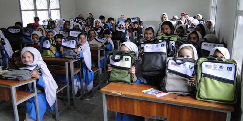 Private schools in KPK to go against government's order