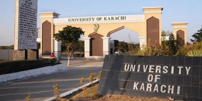 کراچی یونیورسٹی نے مختلف پروگرامز کے لئے داخلہ ٹیسٹ کی ضرورت ختم کردی