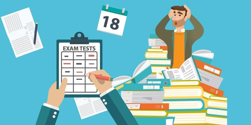 طلباء کے لیے امتحانات کی تیاری پر نظر ثانی کے 6 نکات
