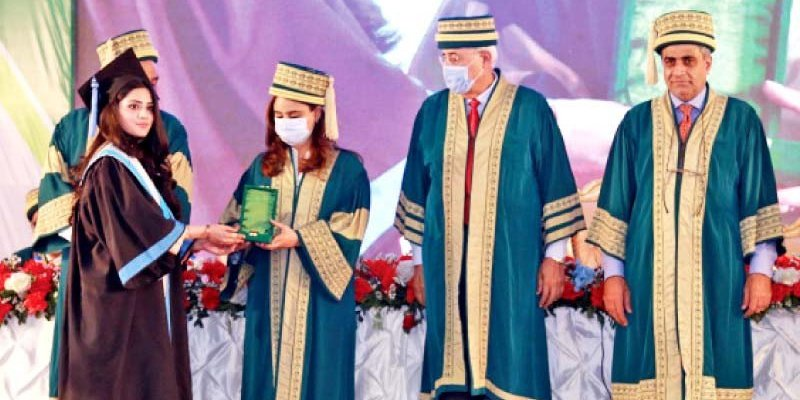 ZU awards degrees to 582 graduates
