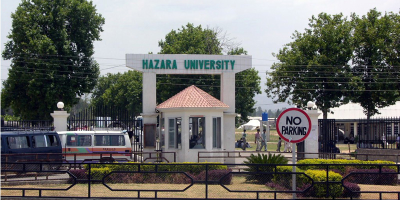 Hazara University announces new dress code for students and staff members