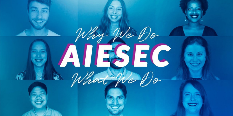 WHAT IS AIESEC? WHAT DOES IT OFFER?