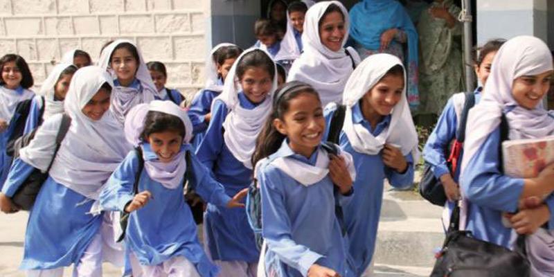 پنجاب میں رواں سال 12 لاکھ بچوں کو سرکاری اسکولوں میں داخل کیا جائے گا