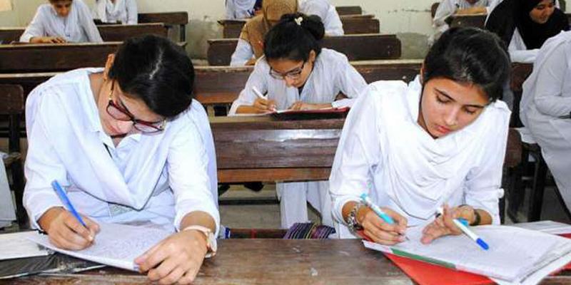 پنجاب بھر میں میٹرک کے امتحانات کی تیاریاں جاری