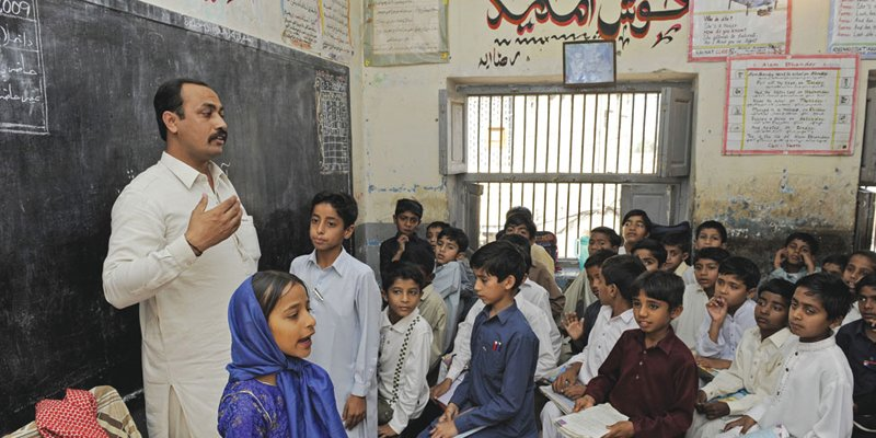 Punjab announces extension in the contracts of 10,000 educators