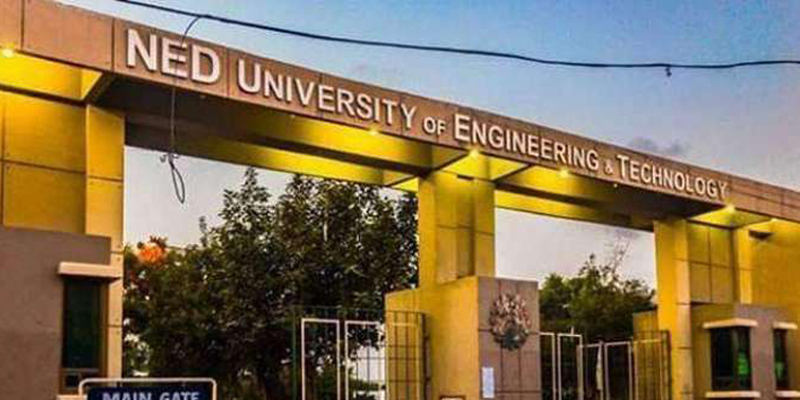 NED University changes its admission criteria