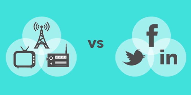صحافت کے بدلتے ہوئے رجحانات