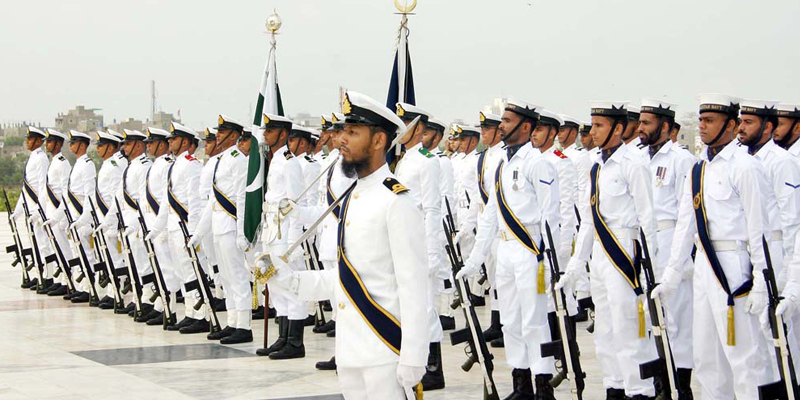 Joining Pakistan Navy as a PN Cadet