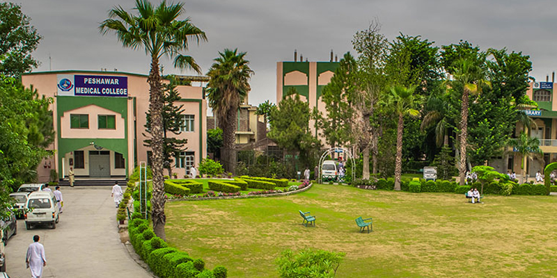 PMC honors Peshawar Medical College with 150 slots for MBBS