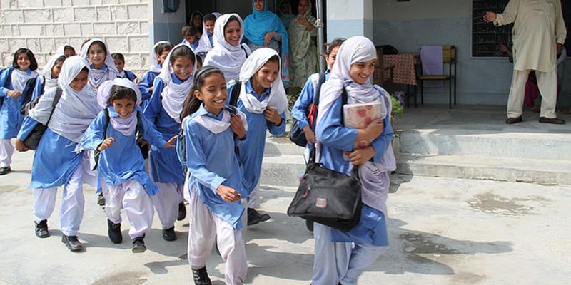Schools reopen in Swat