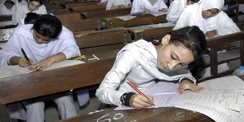 99.8% of students pass BISE Hyderabad exams