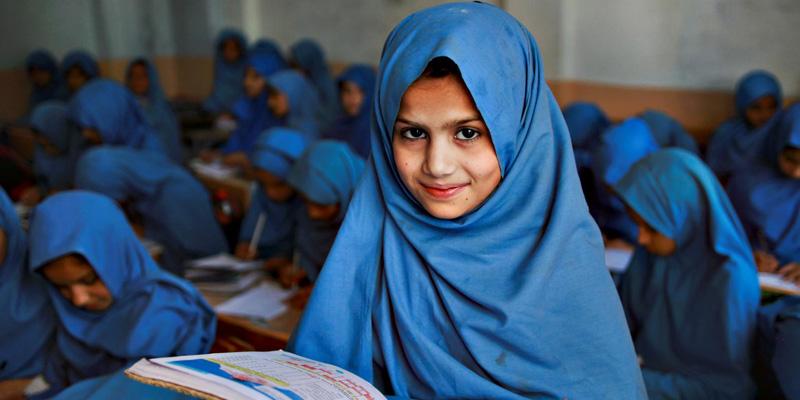 برطانیہ لڑکیوں کی تعلیم، صحت اور سیاحت کے فروغ میں معاونت کرے گا