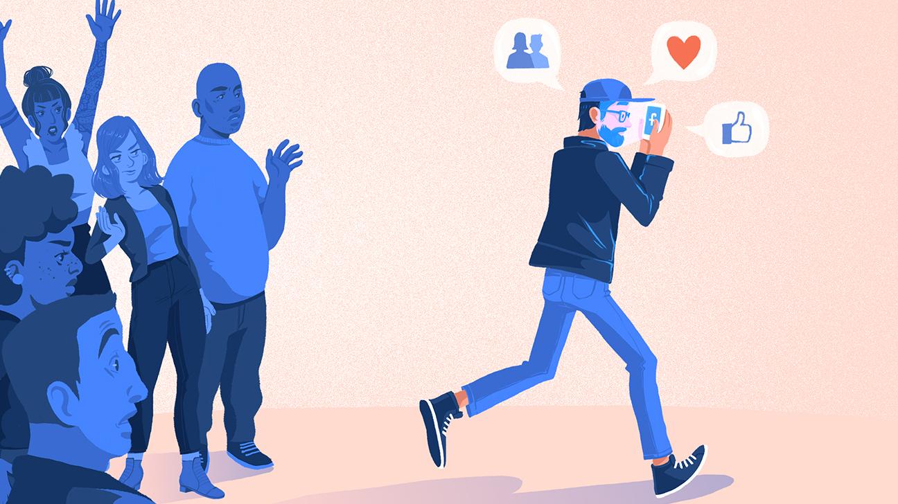 جاب مارکیٹ کے لیے سوشل میڈیا پروفائل بہتر بنانے کے چند نکات