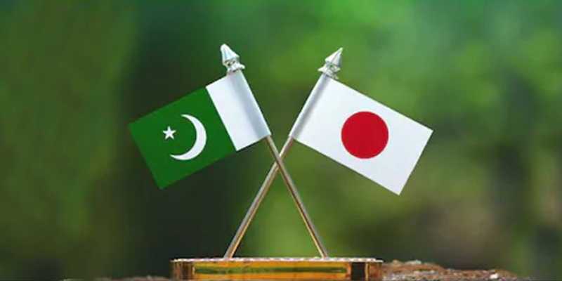 A grant worth three million USD was extended by Japan for Pakistani Students