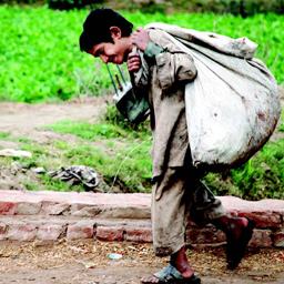 '2.5 million Street children await Govt help'