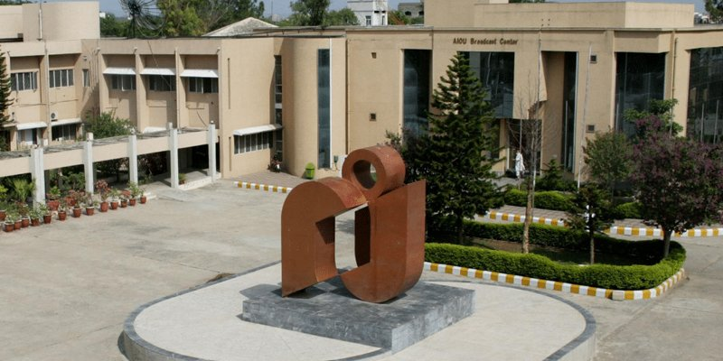 Allama Iqbal University announces the results of various degree programs