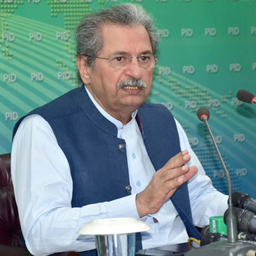 A large number of students want to give exams, Shafqat Mahmood