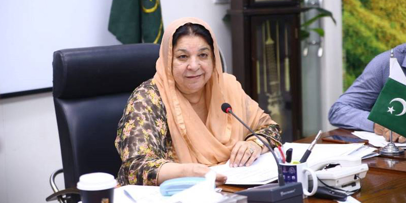 Schools may close if the covid SOPs not taken seriously, Yasmeen Rashid