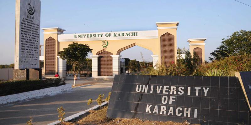 کراچی یونیورسٹی نے بی اے اور بی کام کا رجسڑیشن شیڈول جاری کردیا