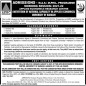 University Of Karachi ( UOK), Karachi announced admission 2021 for Masters MS MPhil Programs