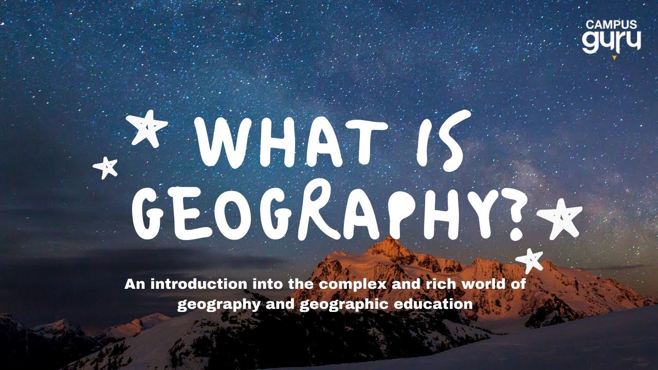 what-is-geography-1