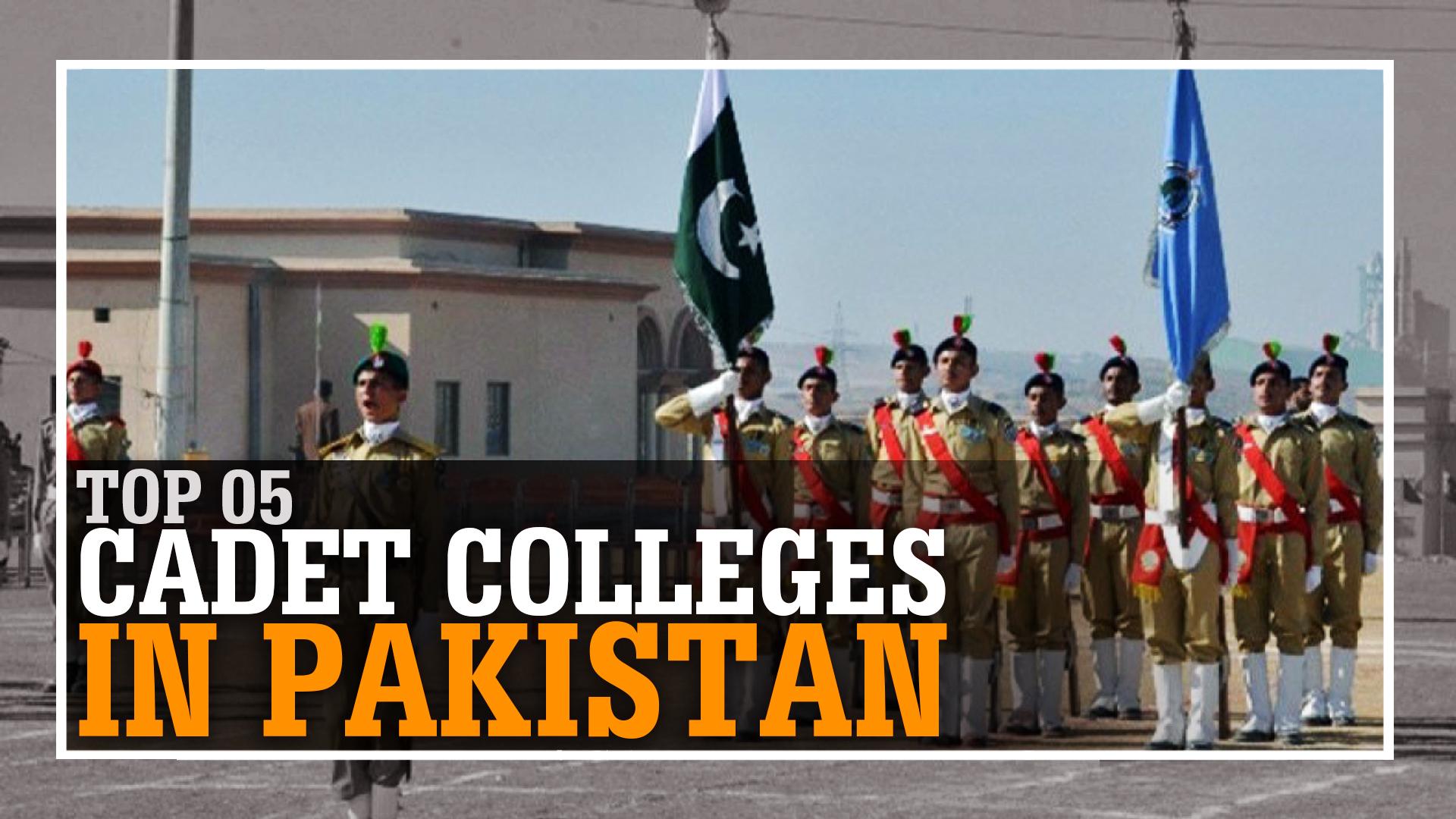 top-five-cadet-colleges-in-pakistan
